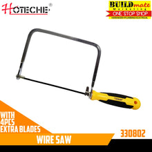 "Load image into Gallery viewer, Hoteche Wire Saw 7"" with Extra Blades 330802"