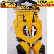 "Load image into Gallery viewer, INGCO High Leverage Long Nose Pliers 6"" HHLNP28160 •HEAVY DUTY•"