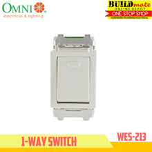 Load image into Gallery viewer, OMNI 1-Way Switch 15A 250V WES213