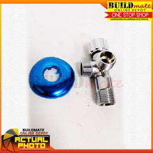"Load image into Gallery viewer, SUGI JAPAN 3 Way Angle Valve 1/2"" x 1/2"" B3AV-1/2"" •BUILDMATE•"