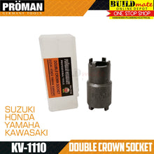 Load image into Gallery viewer, Proman Double Crown Socket KV-1110
