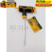Load image into Gallery viewer, INGCO T-Handle Hex Wrench •NEW ARRIVAL!•