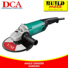 Load image into Gallery viewer, DCA Angle Grinder ASM230A 9""