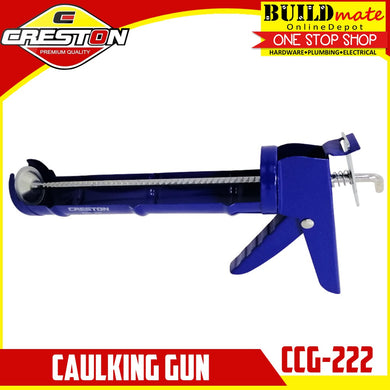 CRESTON Caulking Gun CCG-222