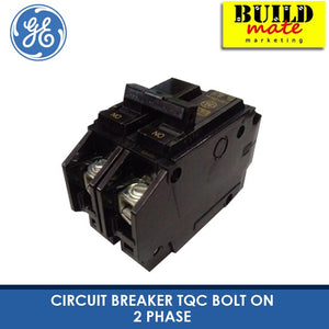 GE Bolt On Circuit Breaker TQC 2 Phase