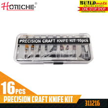 Load image into Gallery viewer, Hoteche Precision Craft Knife Kit 16PCS/SET 311216
