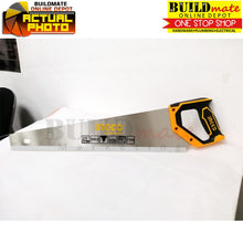 "Load image into Gallery viewer, INGCO Hand Saw 20"" Fast Cut 7TPI HHAS28500 •NEW ARRIVAL!•"