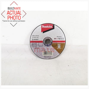 "MAKITA Cutting Disc Wheel INOX For Stainless 4"" SUPERTHIN D60997 •BUILDMATE•"