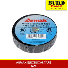 Load image into Gallery viewer, Armak Electrical Tape 16M 0.16mmx19mmx16m •100% ORIGINAL•