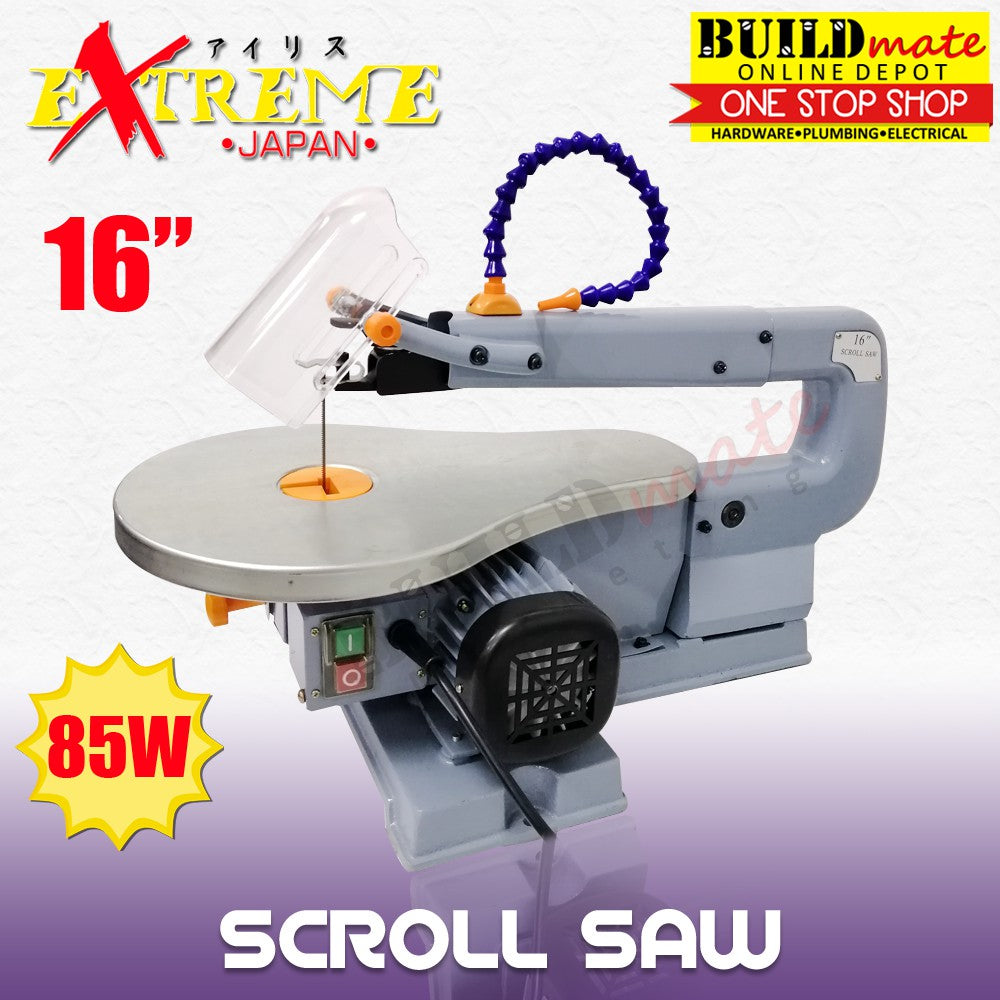 EXTREME Scroll Saw 16