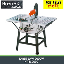 Load image into Gallery viewer, HT-TS2000 Hoyoma BIG Table Saw 2000W