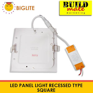 BIGLITE LED Panel Light Recessed Type