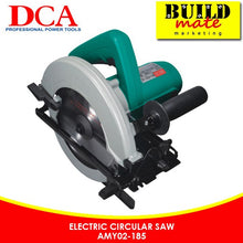 Load image into Gallery viewer, DCA Electric Circular Saw AMY02-185