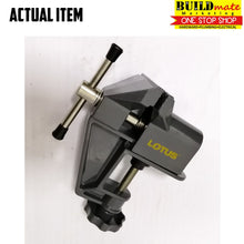 Load image into Gallery viewer, Lotus Mini Fixed Table Vise 60mm LTHT60FVX