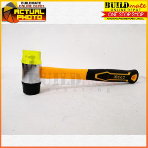 INGCO Rubber and Hammer Plastic Hammer 40mm HRPH8140 •BUILDMATE•