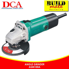 Load image into Gallery viewer, DCA Angle Grinder ASM100A