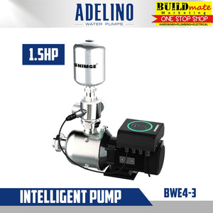 Adelino Intelligent Pump 1.5HP BWE4-3