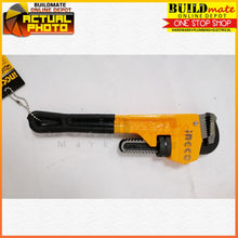 "Load image into Gallery viewer, INGCO Pipe Wrench 8"" / 10"" / 12"" / 14"" •BUILDMATE•"