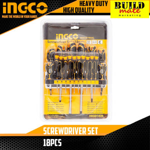 INGCO Screwdriver SET 18PCS HKSD1828