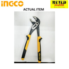 "Load image into Gallery viewer, INGCO Pump Pliers 10"" (250mm) HPP28250"