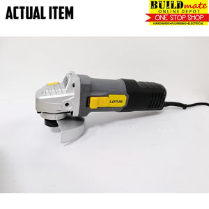 LOTUS 13RE COMBO Angle Grinder & Impact Drill +FREE RUBBER GLOVES