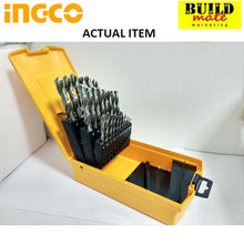 Load image into Gallery viewer, INGCO Drill Bits 25pcs/SET AKD1251 100% ORIGINAL!