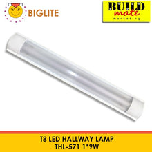 Load image into Gallery viewer, BIGLITE T8 LED Hallway Lamp THL-571 1*9W