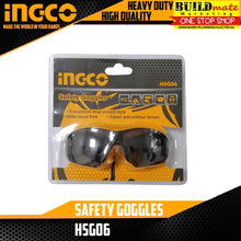 Load image into Gallery viewer, INGCO Safety Goggles Dark Shade HSG06