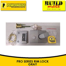 Load image into Gallery viewer, POWERHOUSE PRO Series  Rim Lock Gray