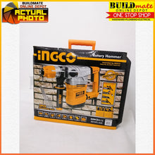 Load image into Gallery viewer, INGCO Rotary Hammer 1800W RH18008 +FREE TAPEMEASURE •BUILDMATE•