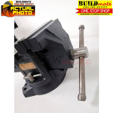"Load image into Gallery viewer, INGCO Bench Vise 4"" with Anvil HBV084 •NEW ARRIVAL!•"