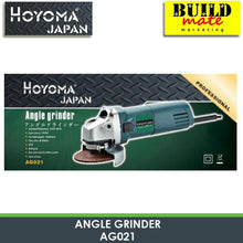 Load image into Gallery viewer, Hoyoma Angle Grinder 670W AG021