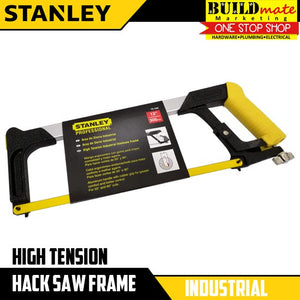 "Stanley High Tension Hack Saw Frame 12"" 15-166"