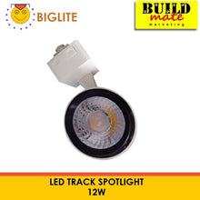 Load image into Gallery viewer, Biglite Led Track Spotlight 12W Black/White