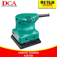 Load image into Gallery viewer, DCA Orbital Sander ASB100