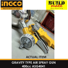 Load image into Gallery viewer, INGCO Gravity type Air Spray Gun ASG4041 HOT ITEM!