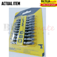 Load image into Gallery viewer, Lotus 10PCS/SET Magnetic Double Ended Screwdriver Screw Bit 65mm PH2 (WHOLESALE)