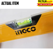 Load image into Gallery viewer, INGCO Spirit Level 100CM HSL18100 •BUILDMATE•