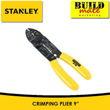 Load image into Gallery viewer, STANLEY Crimping Plier 9""