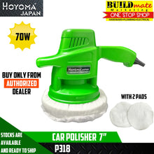 "Load image into Gallery viewer, Hoyoma 7"" Polisher P318 RESTOCK!"