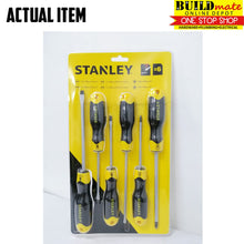 Load image into Gallery viewer, STANLEY Cushion Grip Screwdriver 6PCS/SET STHT65242-8