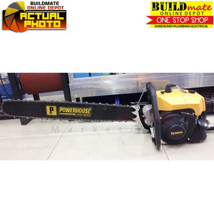 "Powerhouse 36"" Gasoline Chainsaw 4800W PH-CHSW-070-36"""