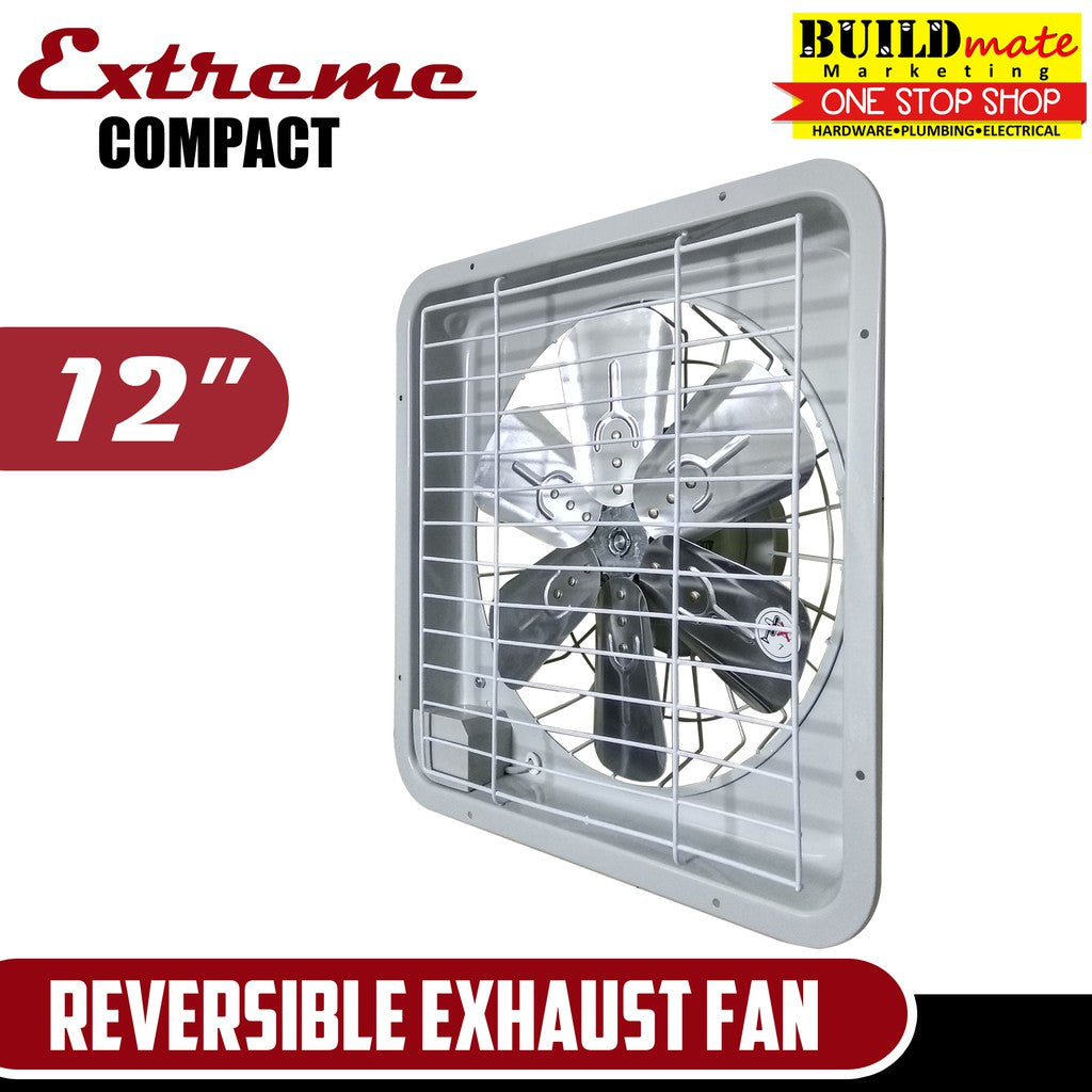 Extreme COMPACT Reversible Exhaust Fan 12