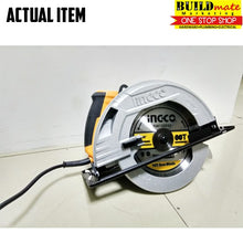 "Load image into Gallery viewer, INGCO Circular Saw 9"" 2200W CS2358 +FREE tapemeasure"