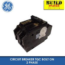 Load image into Gallery viewer, GE Bolt On Circuit Breaker TQC 2 Phase