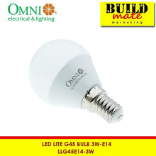 Load image into Gallery viewer, Omni LED Lite G45 Bulb LLG45E14-3W