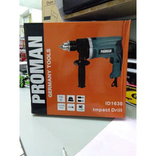 Load image into Gallery viewer, Proman Impact Drill 700W ID1630