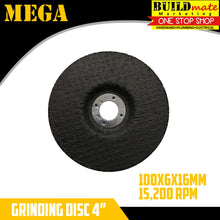 "Load image into Gallery viewer, MEGA Grinding Disc 4"" •BUILDMATE•"