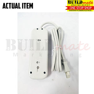 Omni Extension Cord Set w/ Universal Outlet & Switch WER-103