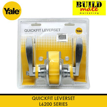 Load image into Gallery viewer, Yale Quick Fit Leverset L6200 Series